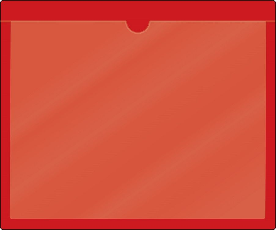 8.5 in. x 11 in. Ultra-Cling Document Holder