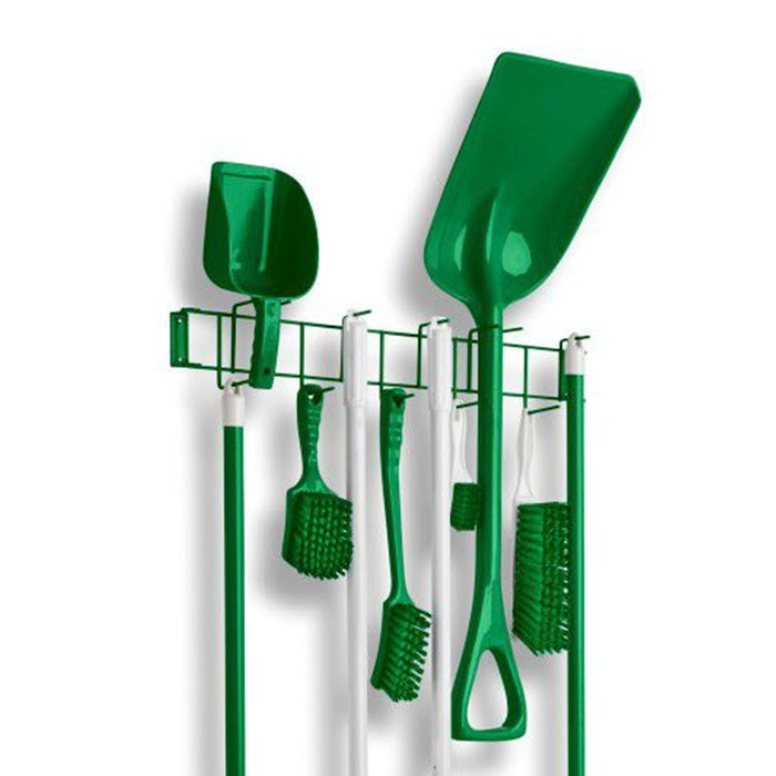 12-Hook Utility Rack