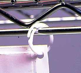 3/4 inch Plastic Snap Rings 100 pk 50APSR