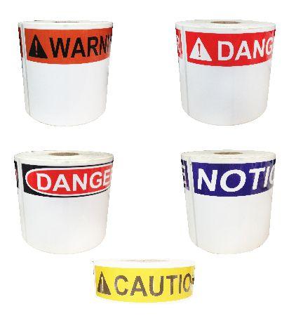 VnM4 Hazard Communication Header Labels