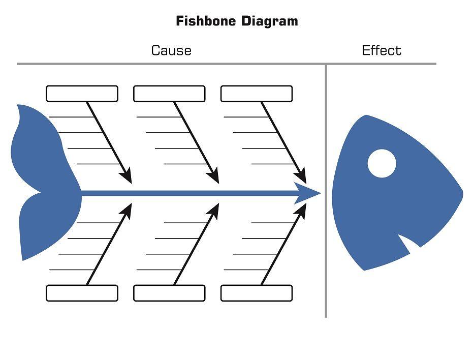 Fishbone Diagram Magnetic Overlay