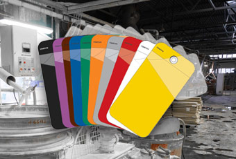 Flap Tag safety tags