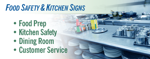 Restaurant Kitchen Rules And Regulations safety / kitchen signs