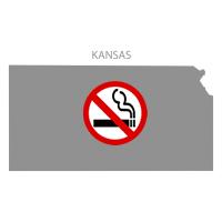 KS Kansas No Smoking Signs and Labels