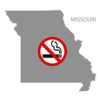 MO Missouri No Smoking Signs and Labels
