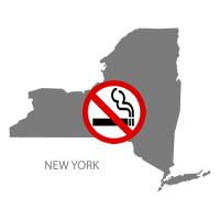 NY New York No Smoking Signs and Labels