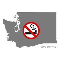 WA Washington No Smoking Signs and Labels
