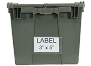 Container Label Holder