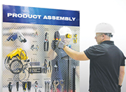 Pegboard and Hook Assortments