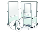 Whiteboards: Tablets, Easels, Idea Walls, Partitions & Wallboards