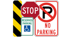 Parking Control & Traffic Signs